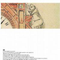 Portada del número 1 de la revista La Sénia del Rellotge